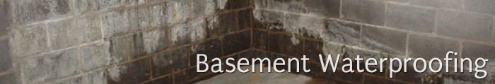 Basement Waterproofing in MA and NH, including Cambridge, Lynn & Manchester.